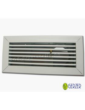Ausblasgitter für Warmluftverteilung Multifuoco von...