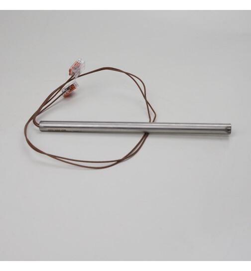 Glühzünder, Zündwiderstand für Caminetti und Eldstad 9 kW Pelletöfen, L = 178 mm, Ø = 10 mm