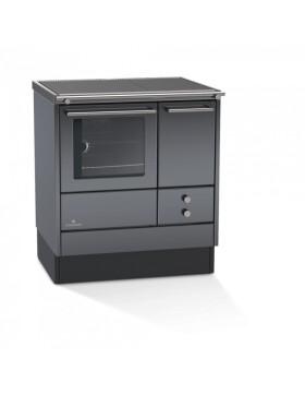 Küchenherd Varioline Classic LC 75 B mit 7 kW und Bratrohr von Lohberger