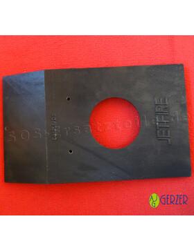 Jetfire-Flammbündelplatte für LHS 40.4 und LHS 50.4 von Lohberger, Gussplatte