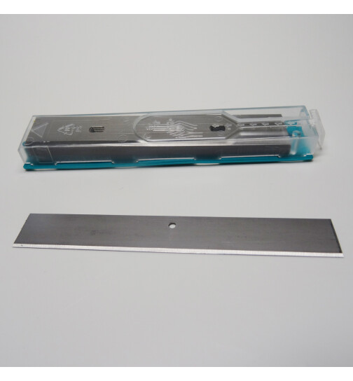 Industrieklinge, Ersatzklinge 100 mm breit, Profiklinge