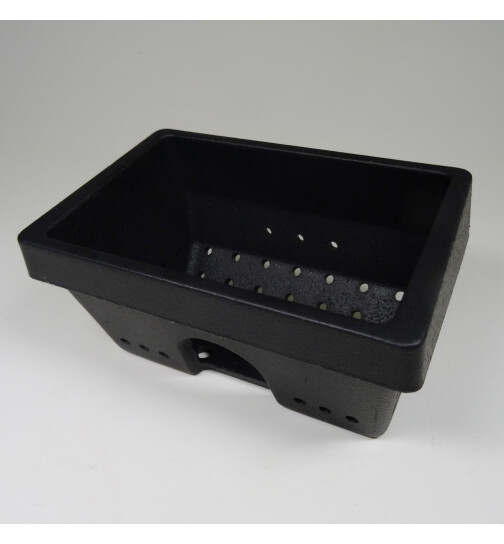 brennschale brenntopf f r mcz pellet fen aus gusseisen 69. Black Bedroom Furniture Sets. Home Design Ideas