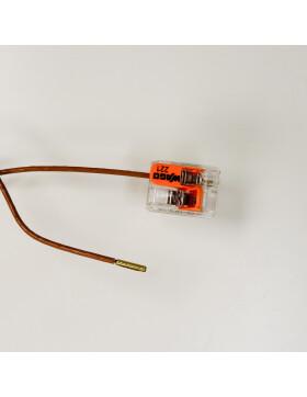 Glühzünder für Thermorossi Pelletöfen 250 W, ohne Gewinde, L = 150 mm, Ø = 12,5 mm, Zündwiderstand, Zündpatrone
