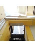 Heizraum-Schamottstein einzeln über Heizraumtüre für Lohberger LHS 75 - 105, Rega, DH und Integral Herde ab Baujahr 1996