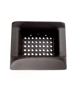 Brennschale, Brenntopf für Caminetti Montegrappa Pelletofen Serie 6000 und 7000, AC 6000, LW 12 und LW 15 aus Gusseisen