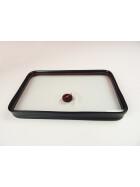 Schauglaspaket für die Backrohrtür mit Thermometer und Silikondichtung für LHS/Rega 75 und 90
