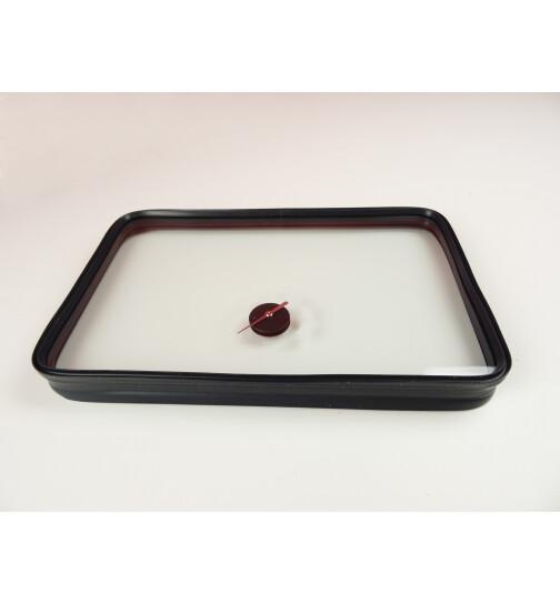 Schauglaspaket für die Backrohrtür mit Thermometer und Silikondichtung für ZEH 90, ZEH 110 und LHS 105