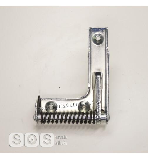 Scharnier, Feder für Backrohrtür rechts passend für ZEH 90, ZEH 110 und LHS 105 von Lohberger