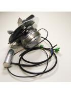 Abgasgebläse, Lüftermotor für Rika Rio, Premio und Visio
