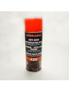 Kupferpasten-Spray zum Schmieren von Ofenteile