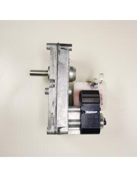 Getriebemotor, Schneckenmotor 1,5 RPM mit Encoder...