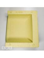 Flammtunnel, Tunnelstein Heizraum-Schamott für Lohberger Varioline Aqua Therm Combi AC 105