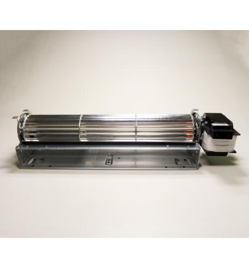 Lüftergebläse Walzenlüfter 30 cm Motor rechts für Nordica, Extraflamme und Dal Zotto