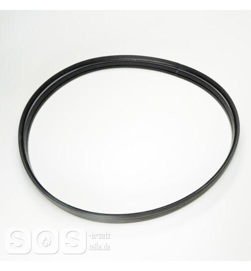 Silicon-Rahmen, Dichtgummi für Schauglas der Backrohrtür für LHS/Rega 60
