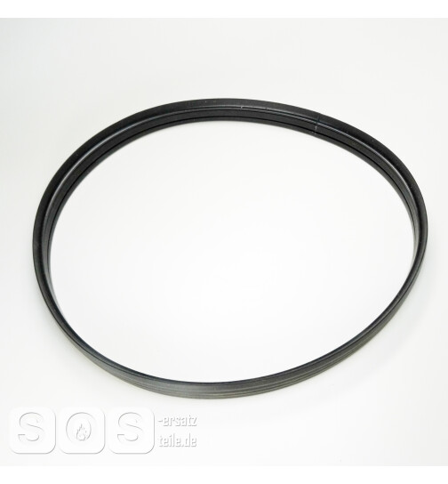 Silicon-Rahmen, Dichtgummi für Schauglas der Backrohrtür für Varioline LC 70 und LC 75 B