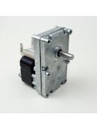 Getriebemotor, Schneckenmotor für Pelletofen von Merkle-Korff 5,6 rpm
