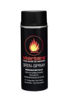 Starters Ofen - Spray - Schwarz - Metallic