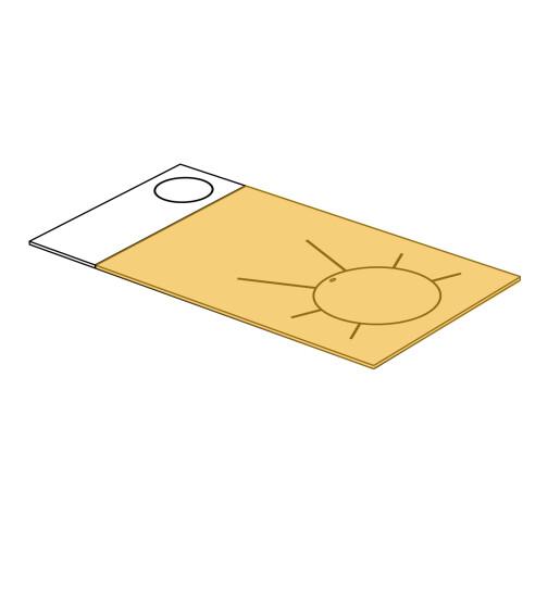 Herdplatte für LHS und Rega 90 Herd von Lohberger, Stahlplatte groß