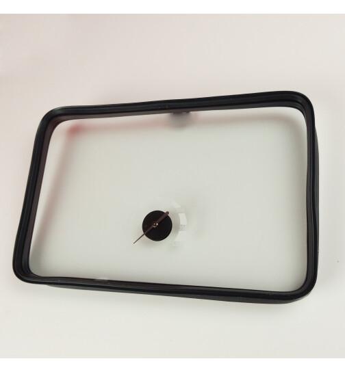 Schauglaspaket für die Backrohrtür mit Thermometer und Silikondichtung für LHS/Rega 60
