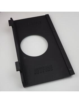Jetfire-Flammbündelplatte für Integral 900.2 von Lohberger, Gussplatte